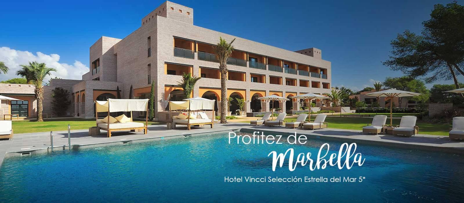 Disfruta Marbella FR - Vincci Selección Estrella del Mar