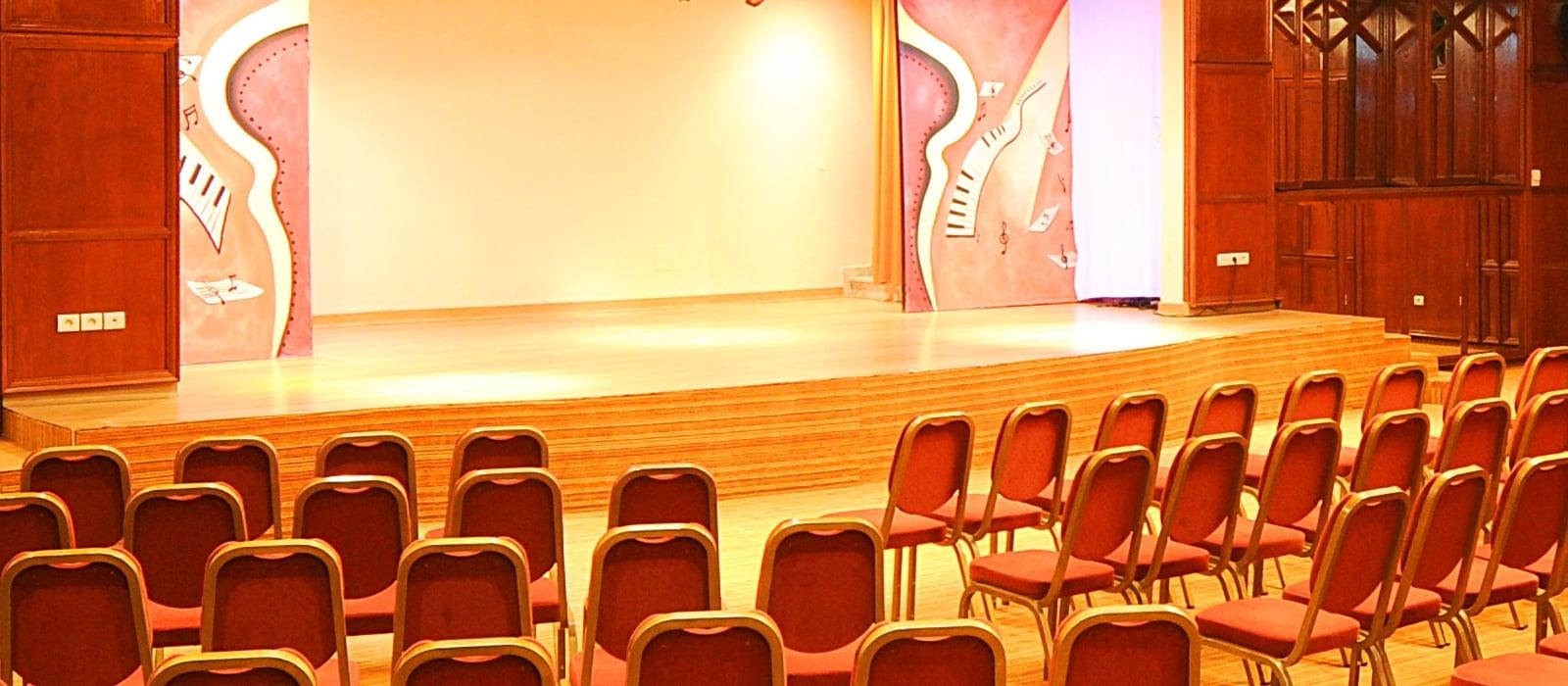 Dienstleistungen Hotel Helios Beach Djerba - Vincci Hoteles - Konferenzräume