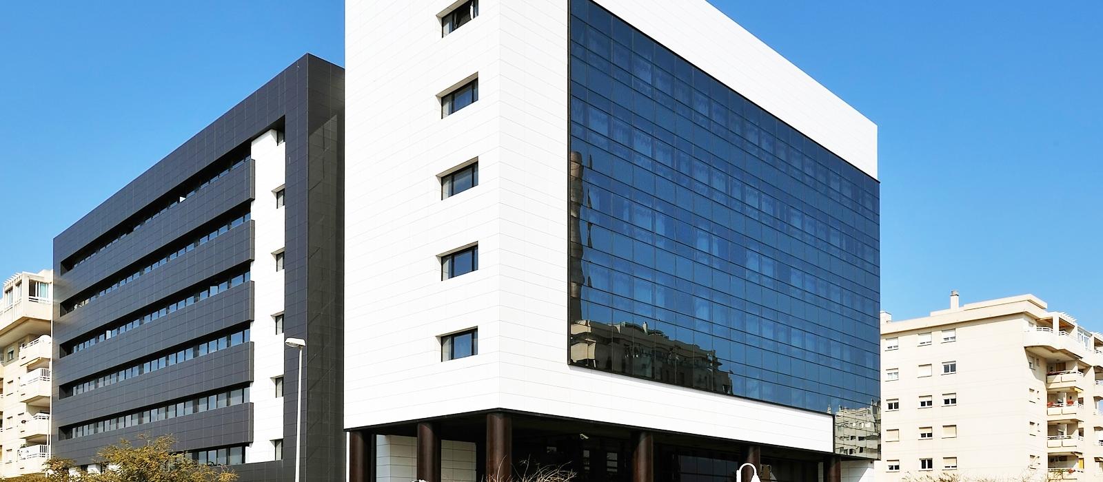 facciata-Vincci Málaga