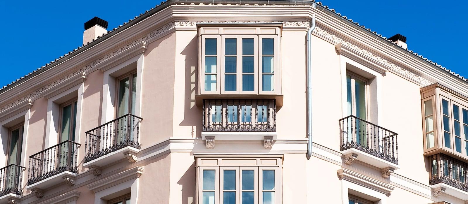 facciata-Vincci Posada del Patio