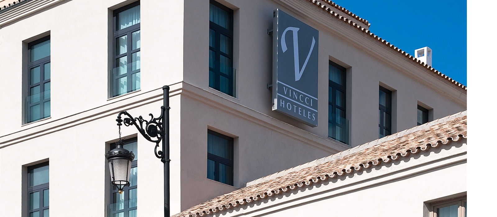 Seitenansicht - Vincci Posada del Patio