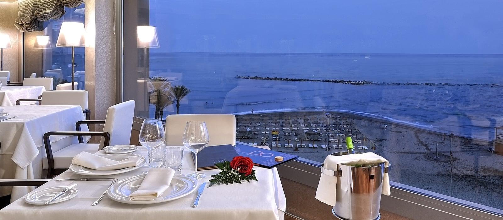 Servicios Hotel Vincci Aleysa Boutique&Spa - Restaurante Alamar