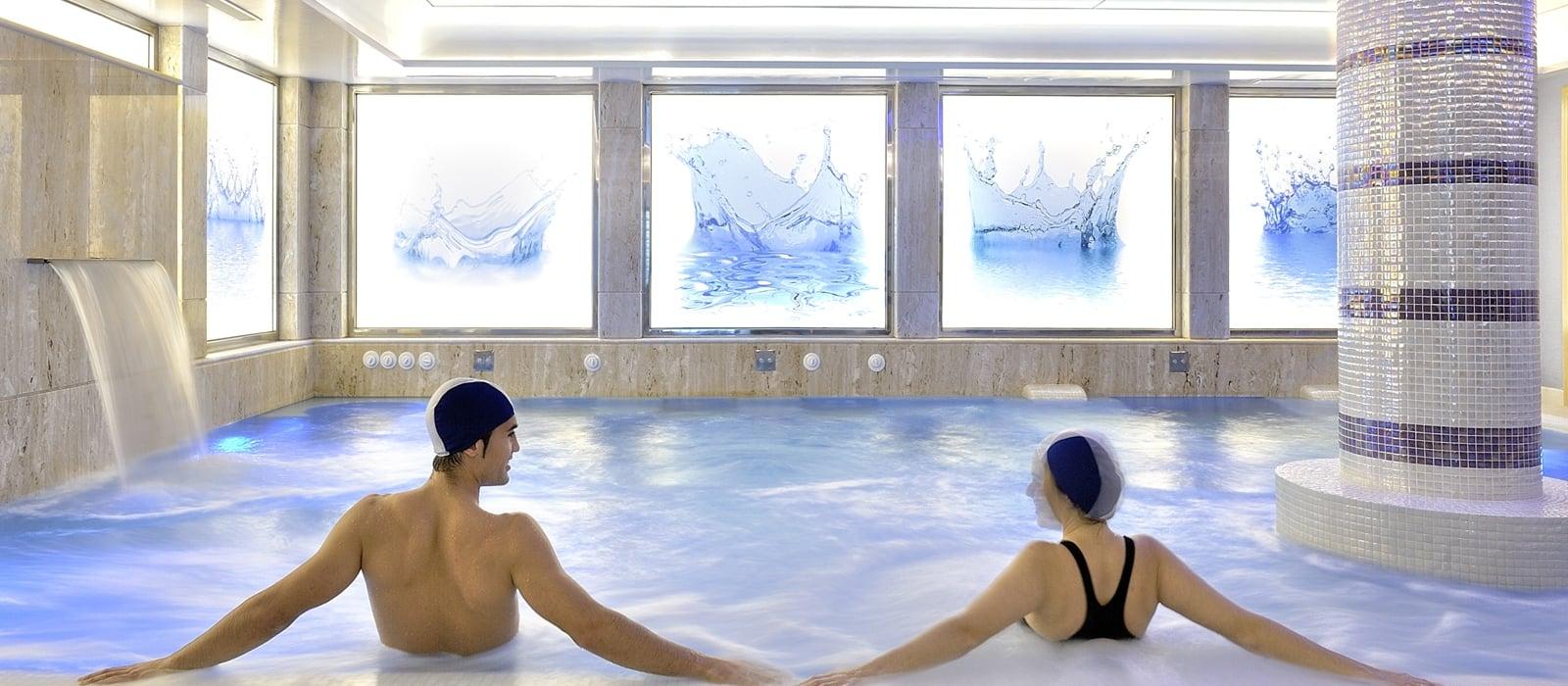 Servicios Hotel Vincci Aleysa Boutique&Spa - Spa