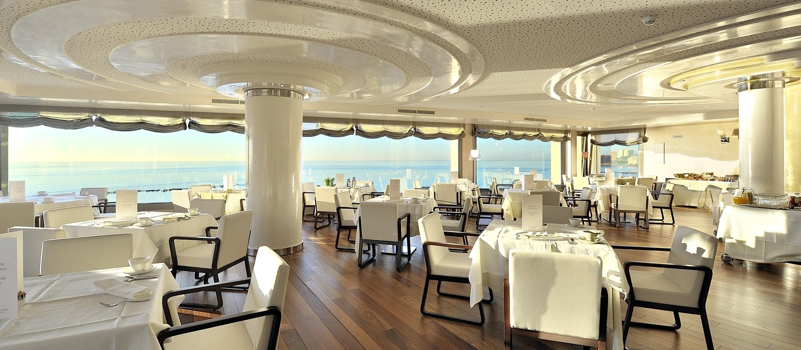Restaurant h tel aleysa boutique spa vincci hoteles for Bistro hotel