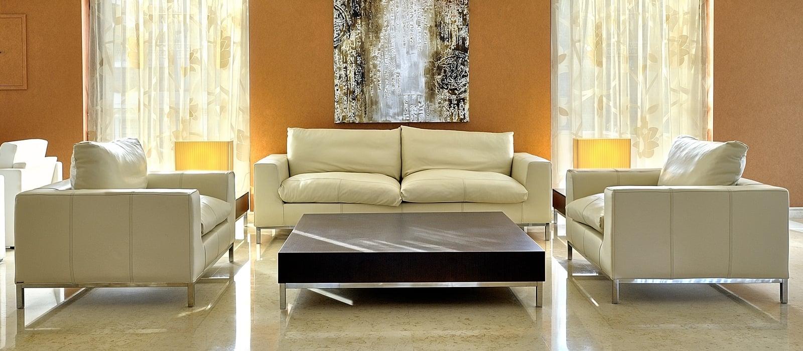 Il salone | Servizi Aleysa Hotel Boutique & Spa - Vincci Hoteles