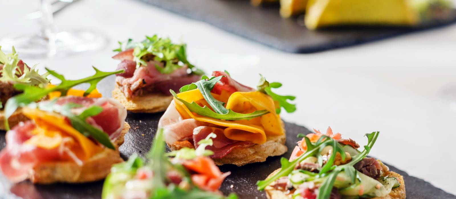Restaurante - Safira Palms