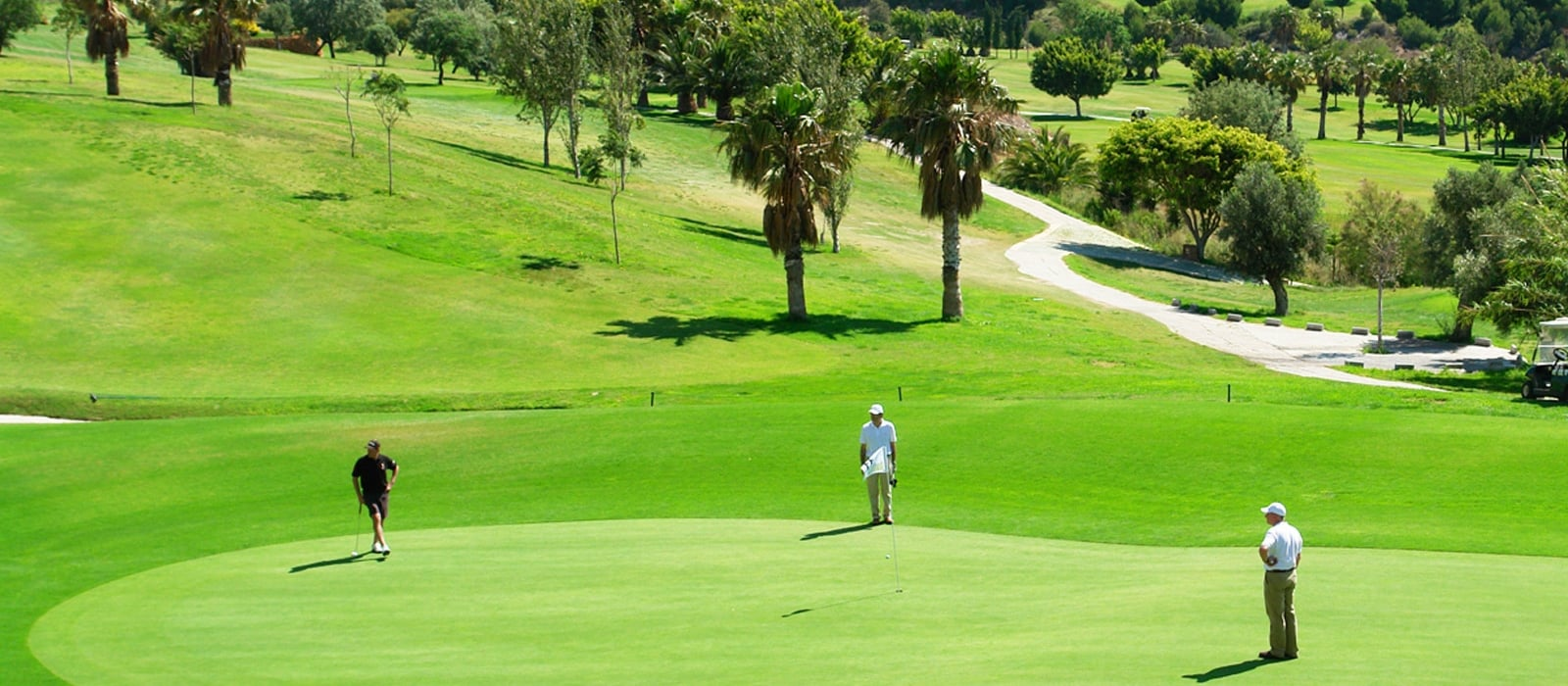 Services Hotel Vincci Almería Wellness - Golf Course