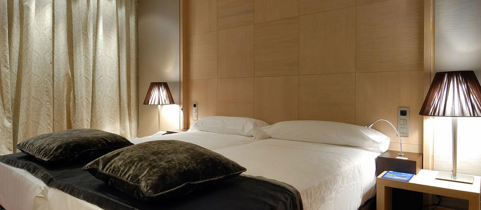 Standard Zimmer. Frontaura Hotel Valladolid - Vincci Hoteles