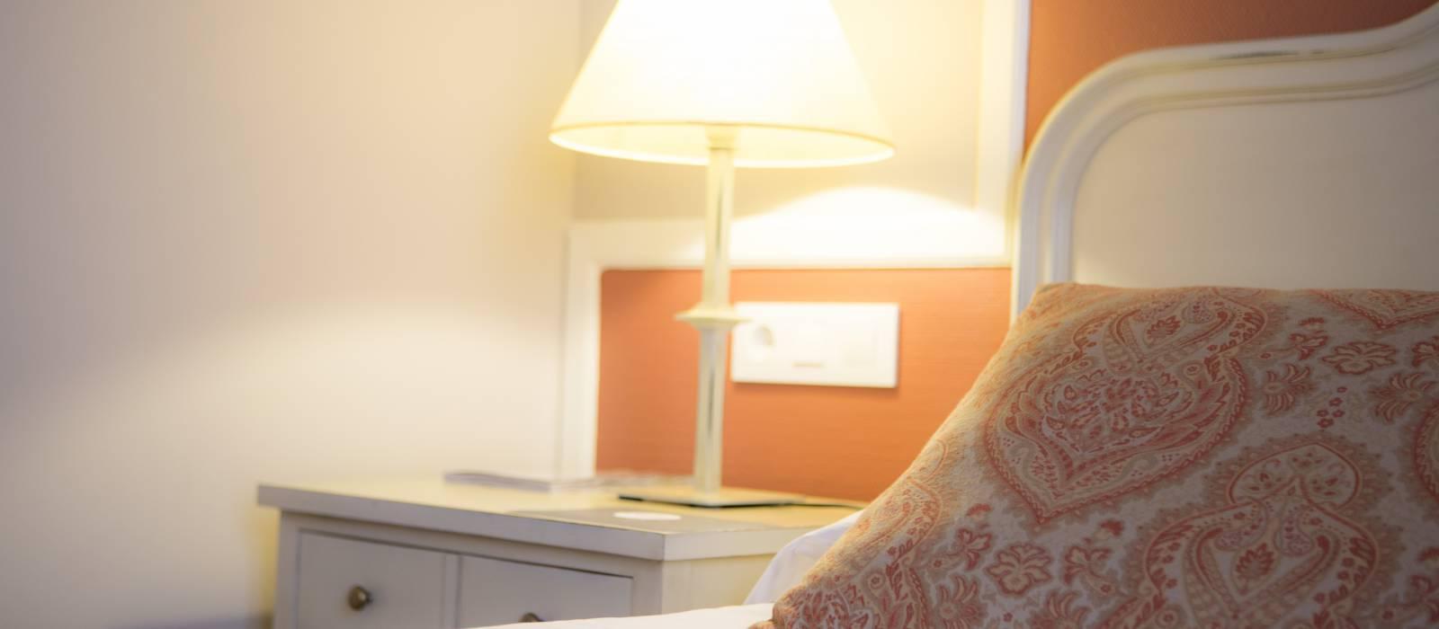 Rooms Hotel Sevilla La Rábida - Vincci Hotels - Suite Room