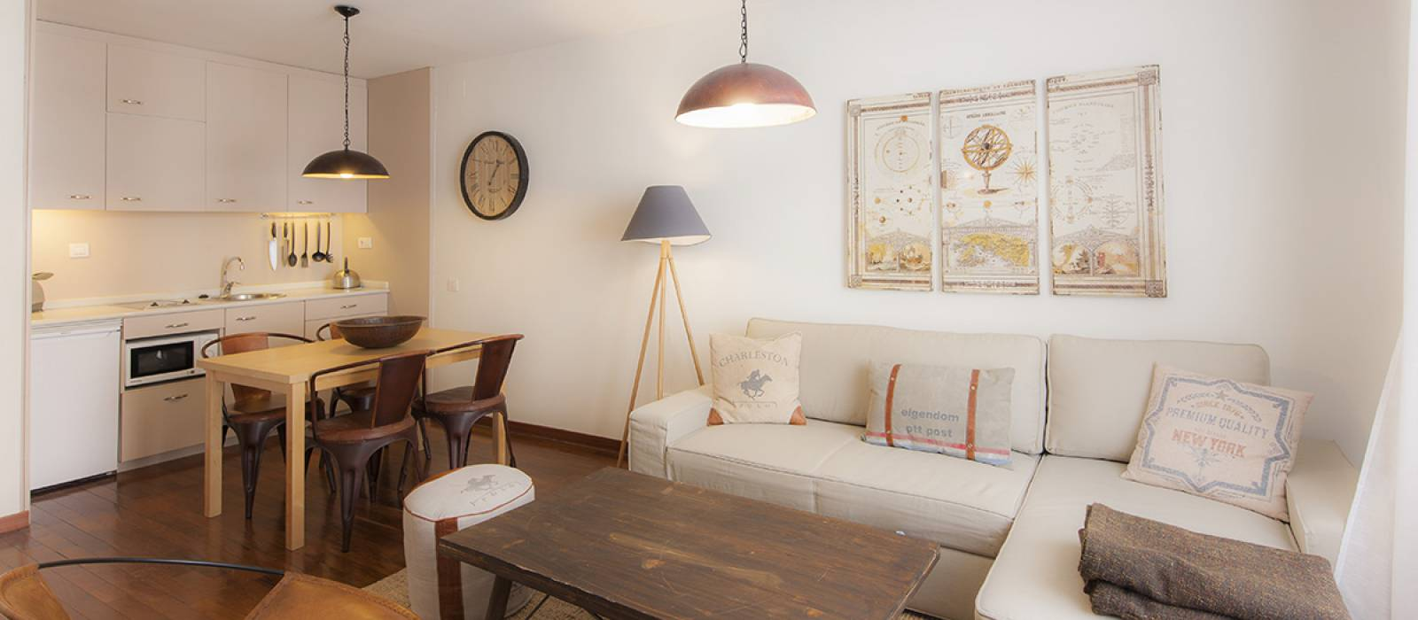 Soma Zimmer Hotel Vincci Madrid - Vincci Apartment