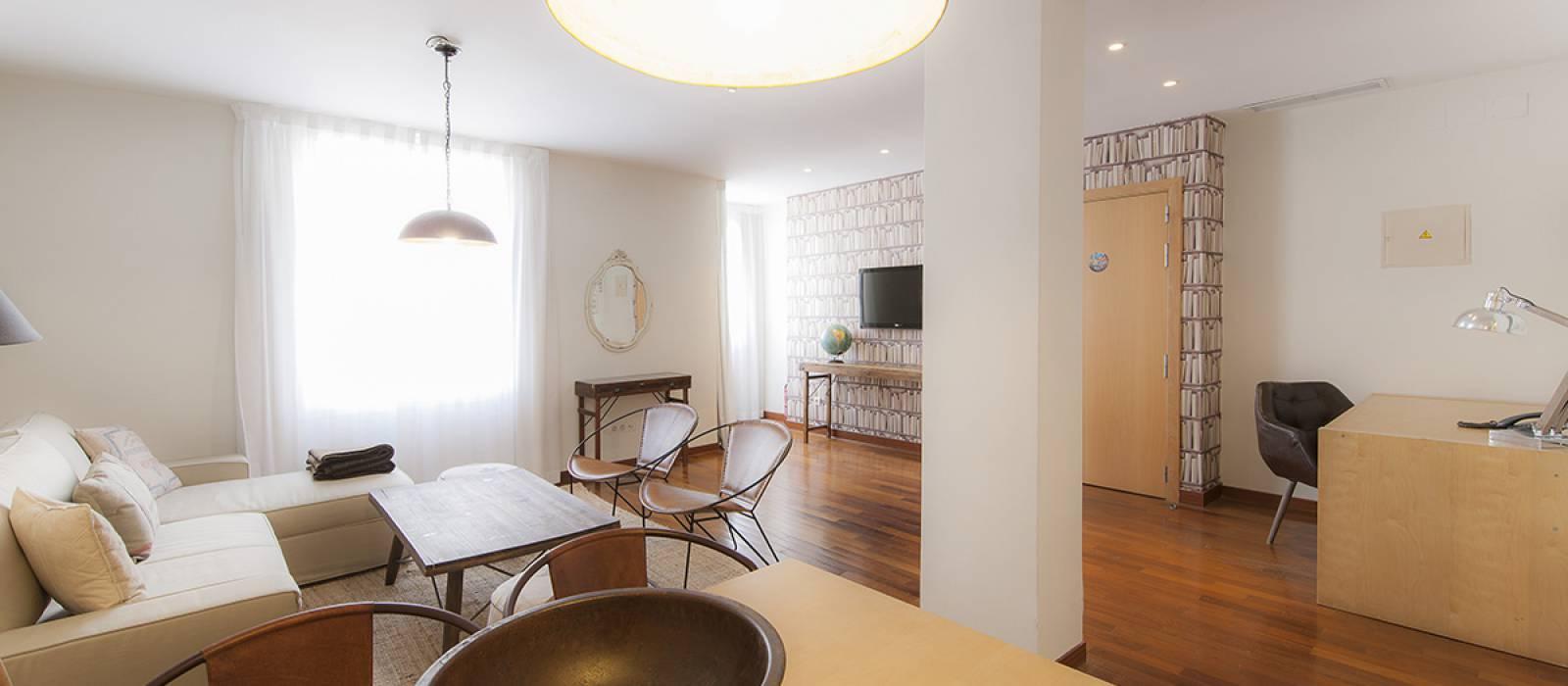 Rooms Hotel Soma Madrid - Vincci Hotels - Vincci Apartment