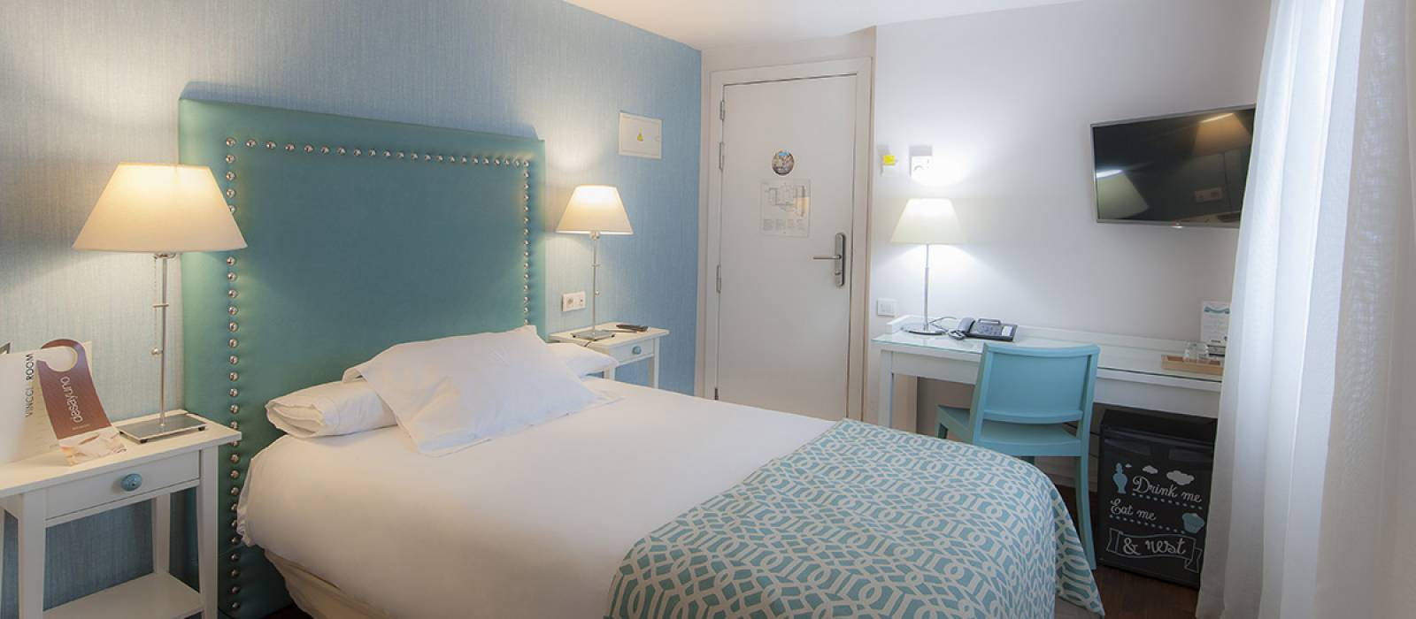 Soma Zimmer Hotel Vincci Madrid - Vincci Einzelzimmer