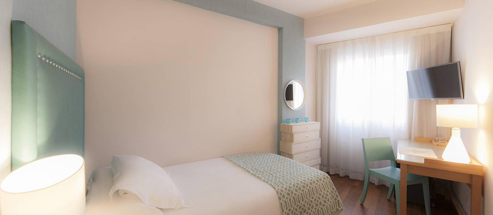Soma Zimmer Hotel Vincci Madrid - Vincci XS - Zimmer