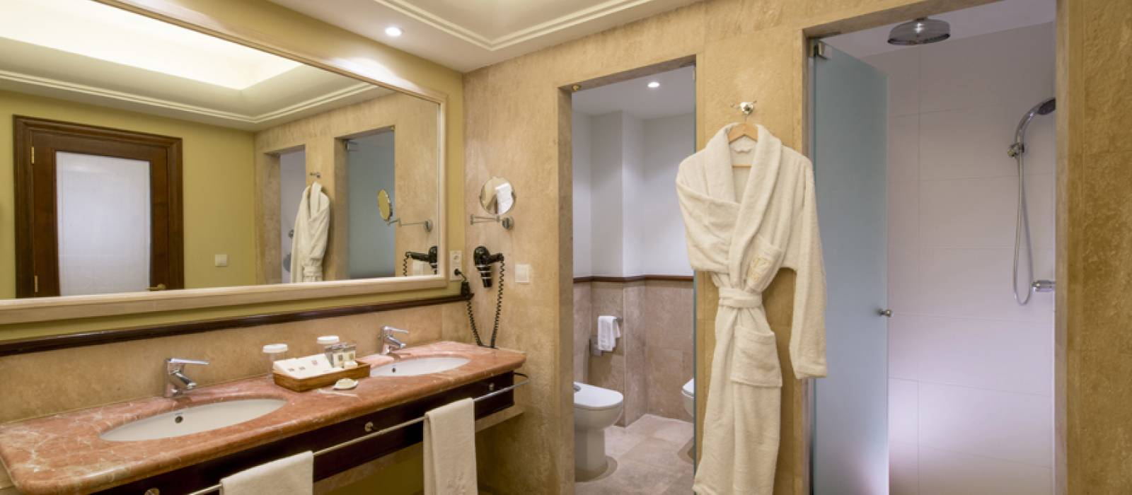 Übernachtung im Hotel Vincci La Plantación del Sur - Doppelzimmer