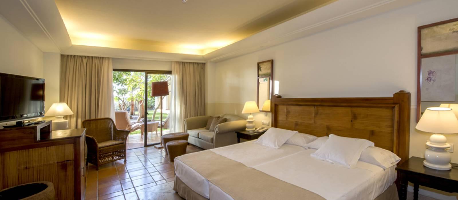 Habitaciones Vincci Hotel La Plantación del Sur - Habitaciones Dobles