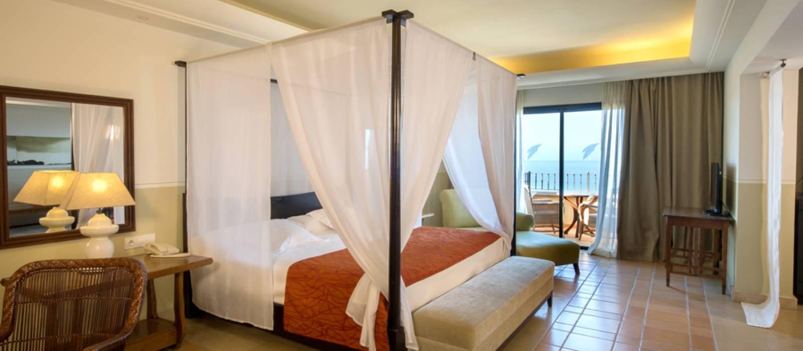 Habitaciones Vincci Hotel La Plantación del Sur - Suites Reales