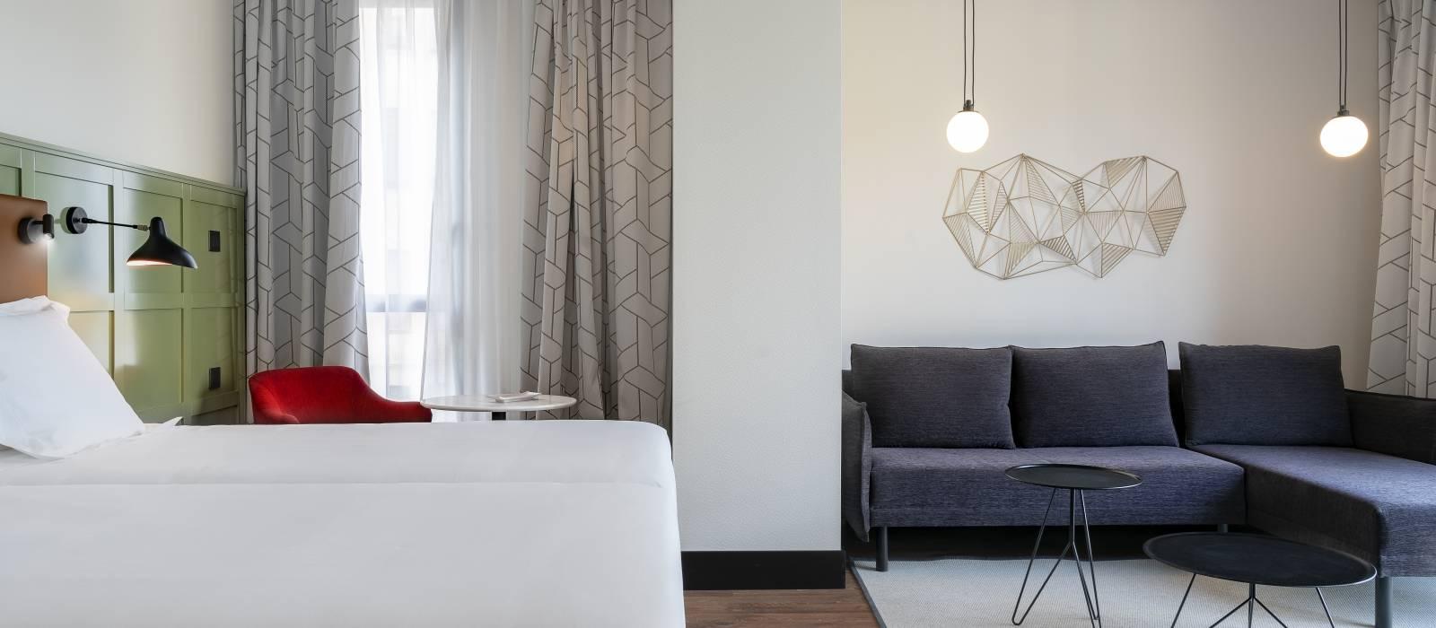 Vincci bilbao - Junior suite con vista sul museo Guggenheim