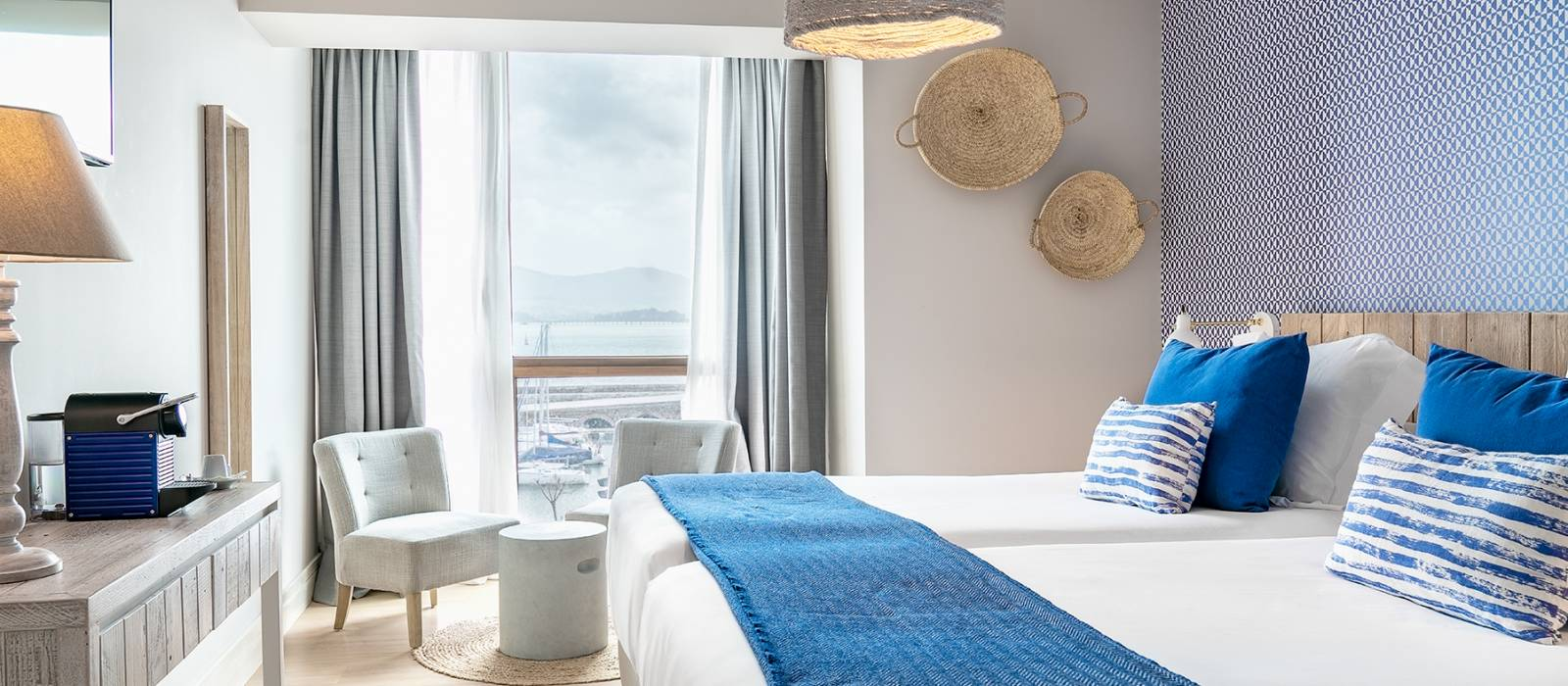 Chambres Vincci Puertochico Santander - Suite Junior