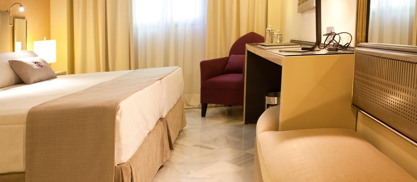 Accessibles aux handicapes - Chambres Hôtel Vincci Grenade Albaicín