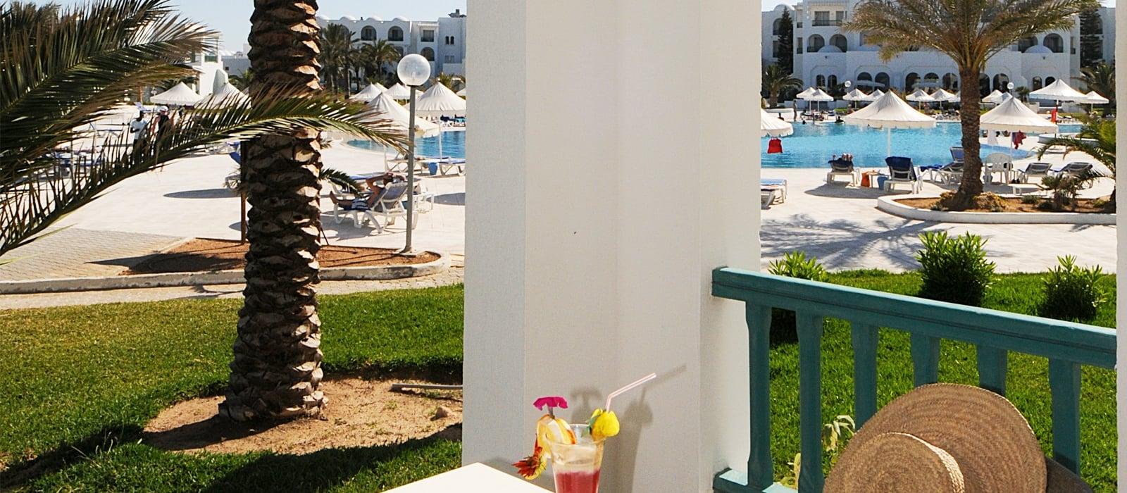Rooms Hotel Vincci Djerba Hélios Beach - Single Sea View Room