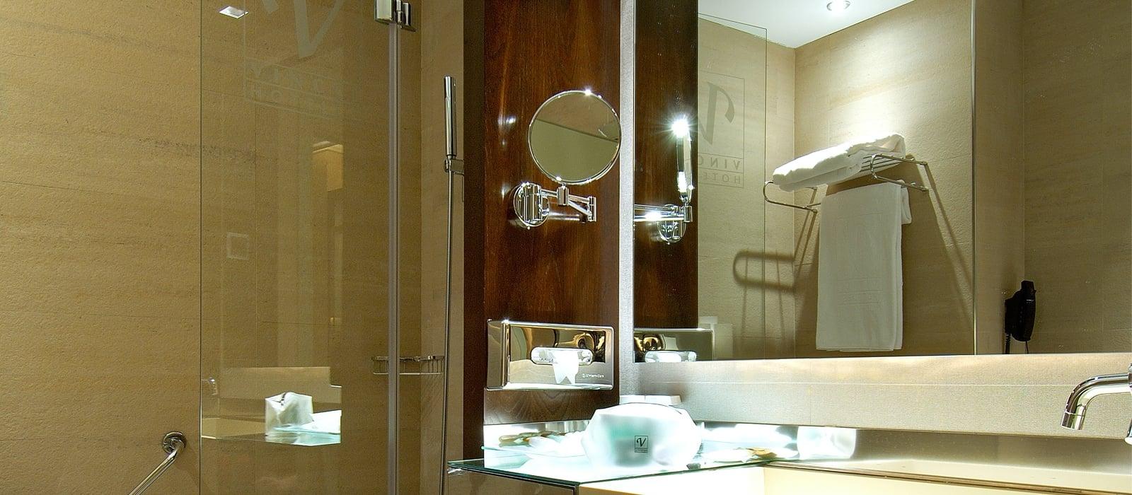 Habitaciones Hotel Madrid Capitol - Vincci Hoteles - Vincci Doble
