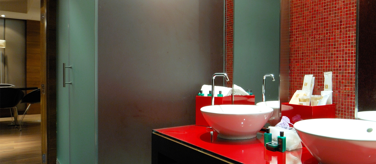 Übernachtung im Hotel Vincci Soho in Madrid - Doppelzimmer