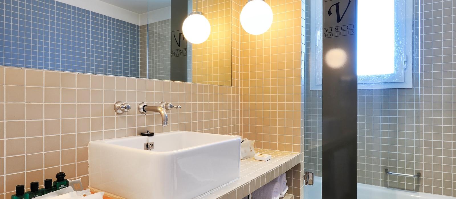 Rooms Hotel Soma Madrid - Vincci Hotels - Vincci Single Room
