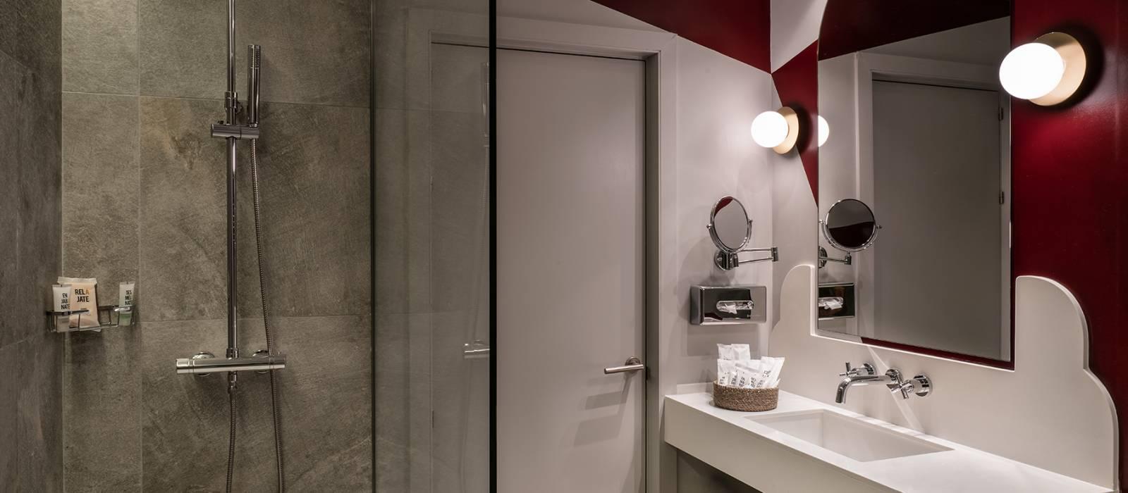 Camere Capitol Hotel Vincci Madrid - Vincci Doppia con Terrazzo