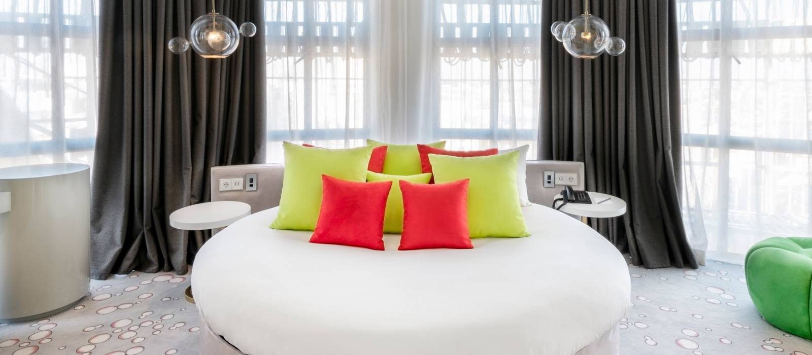Chambres Capitol Hôtel Madrid - Vincci Hoteles - Vincci Sky-light