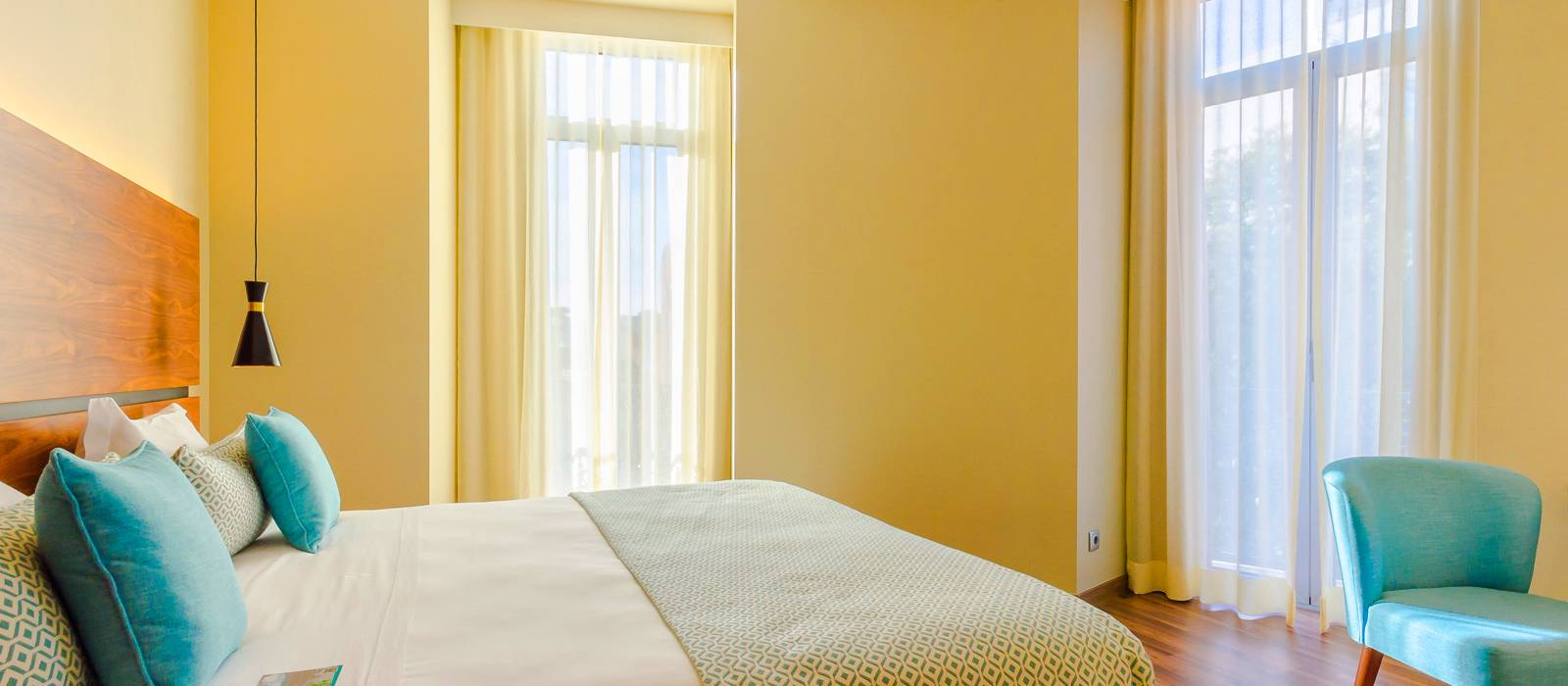 Corner Room - Vincci Liberdade