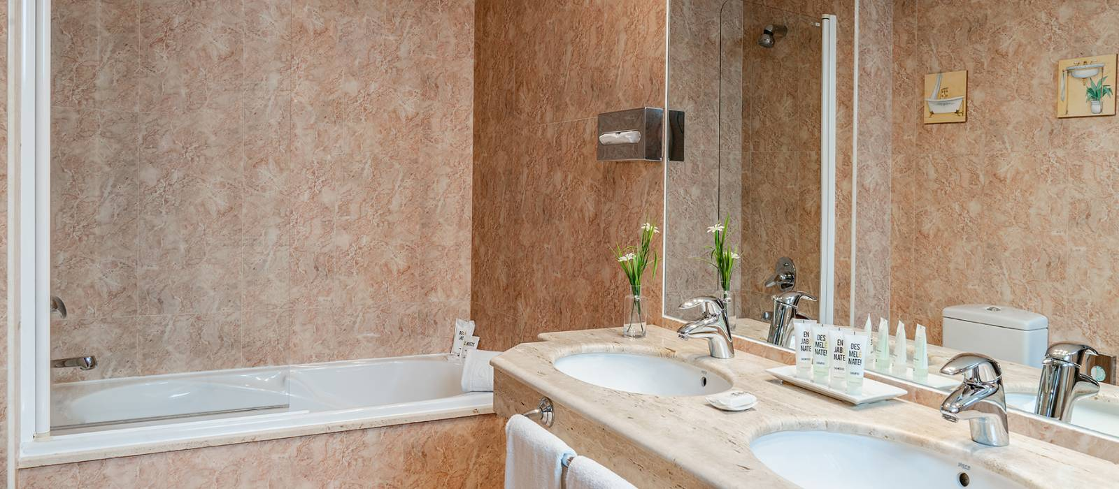Rooms Hotel Ciudad de Salamanca - Vincci Hotels - Double Room