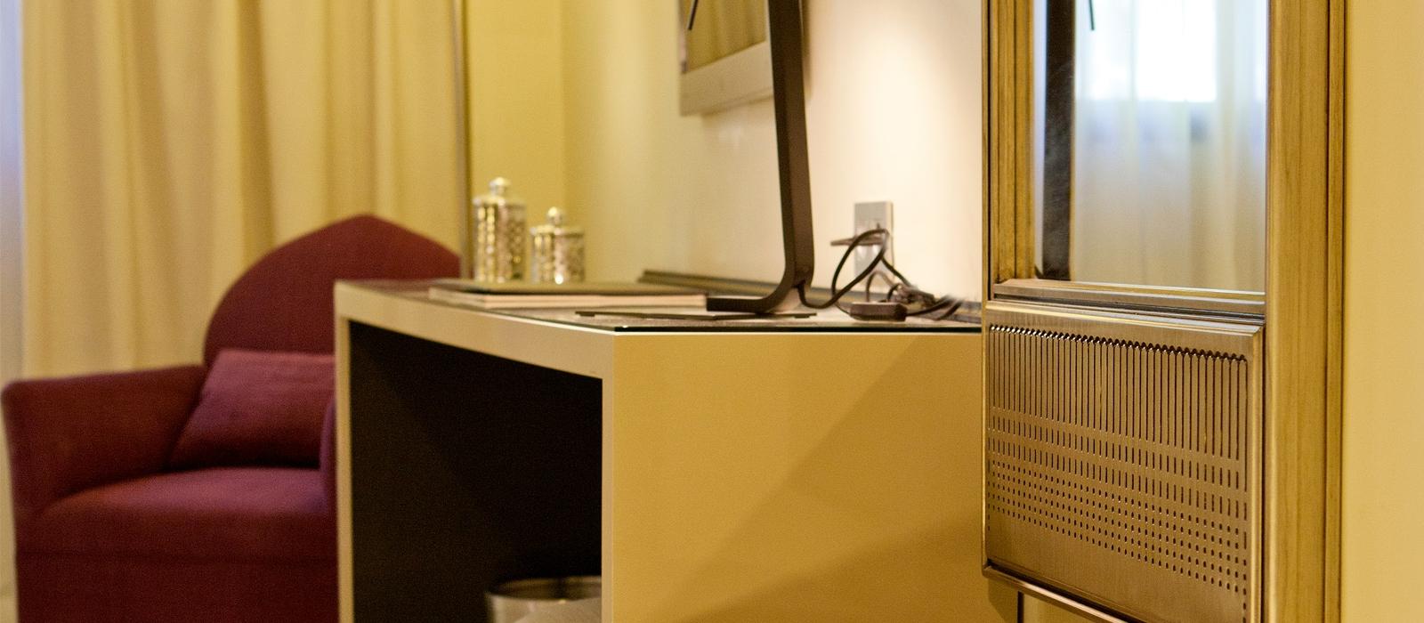 Chambre Double - Chambres Hôtel Grenade Albaicín - Vincci Hoteles