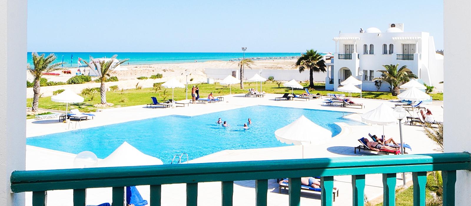 Habitación Doble Vista Mar - Vincci Hélios Beach | Túnez | Habitación
