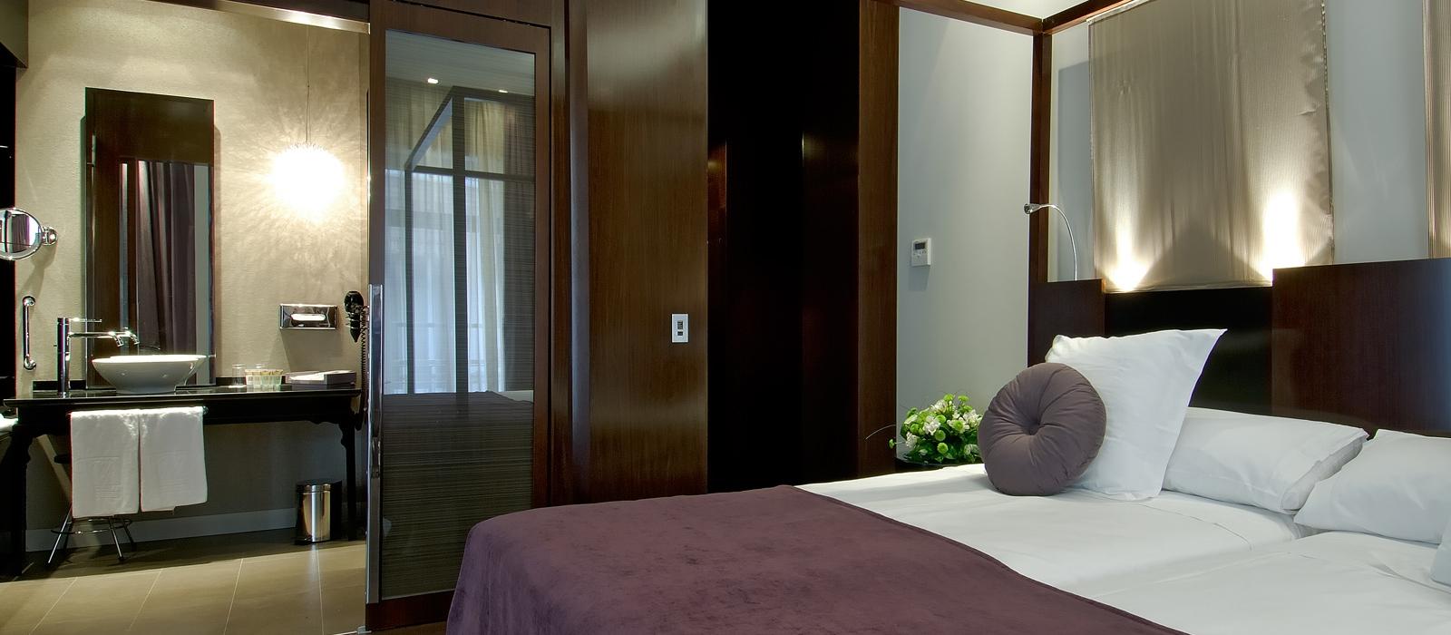 Chambre Superior Hôtel Valencia Palace - Vincci Hoteles