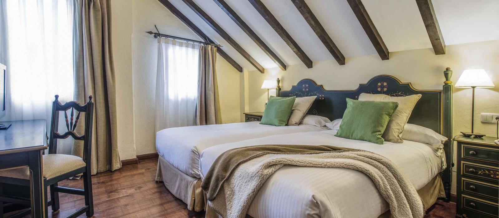 Chambres Hôtel Sierra Nevada Rumaykiyya - Vincci Hoteles