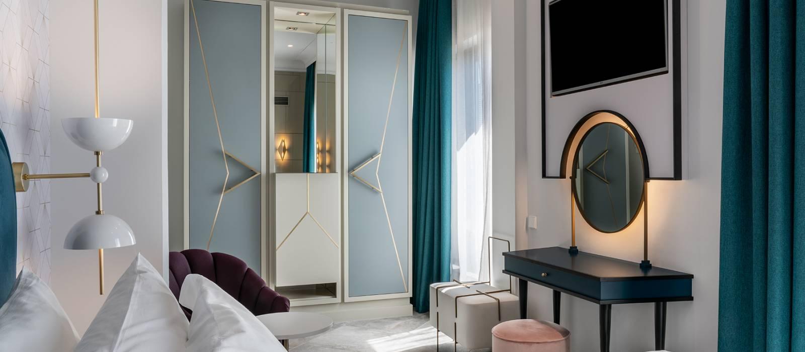 Chambres Capitol Vincci Hôtel Madrid - Vincci Double avec Terrasse