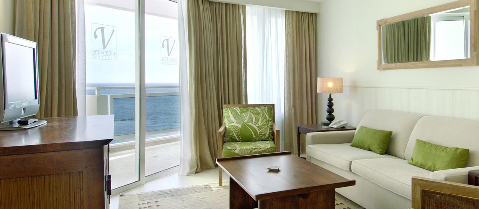 Familienzimmer. Übernachtung im Hotel Vincci Tenerife Golf