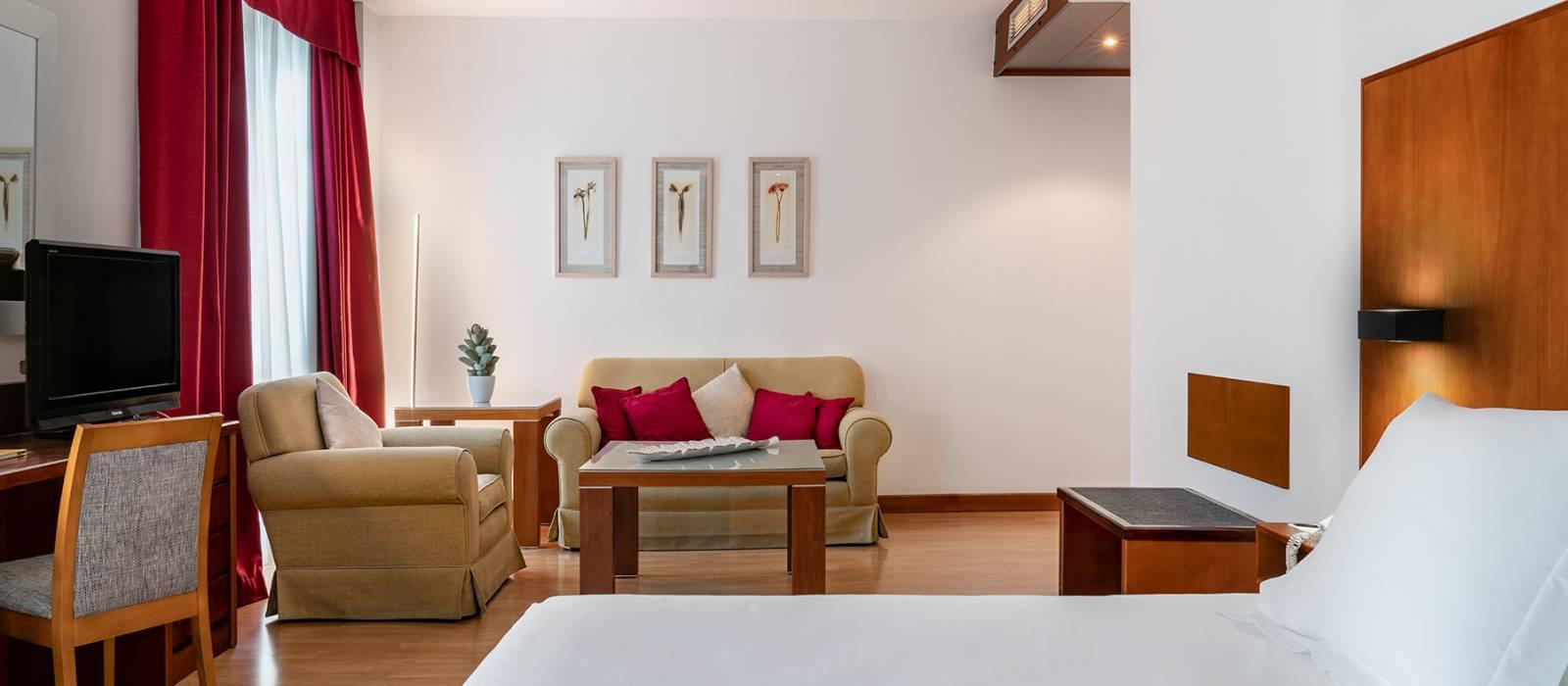 Habitación Superior -  Vincci Ciudad de Salamanca 4*