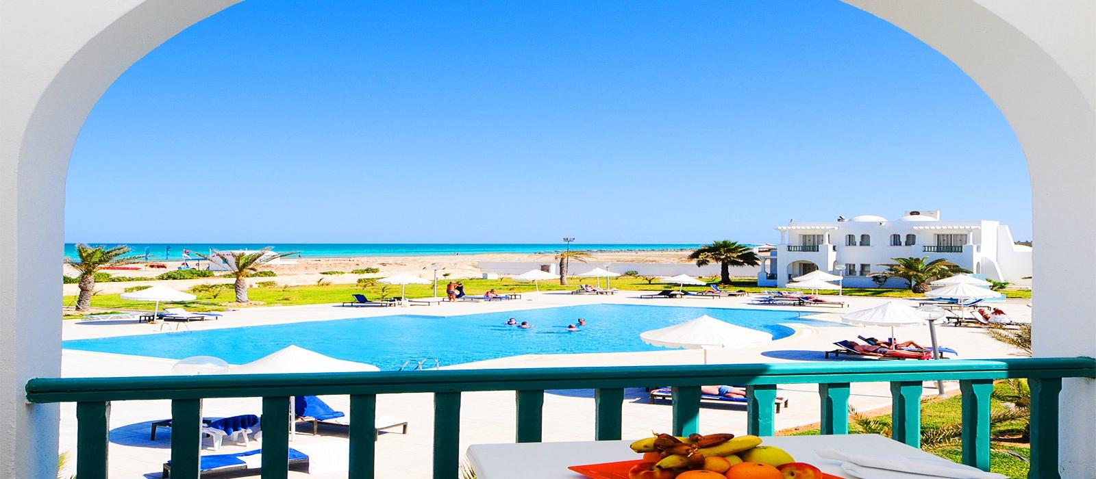 Chambres Hôtel Vincci Helios Beach Djerba - Bungalow