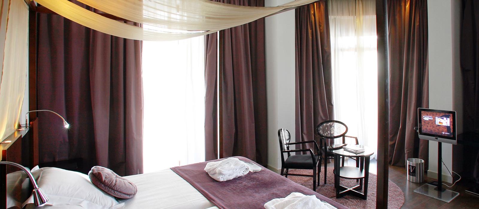 Camere Superior - Vincci Palace 4*
