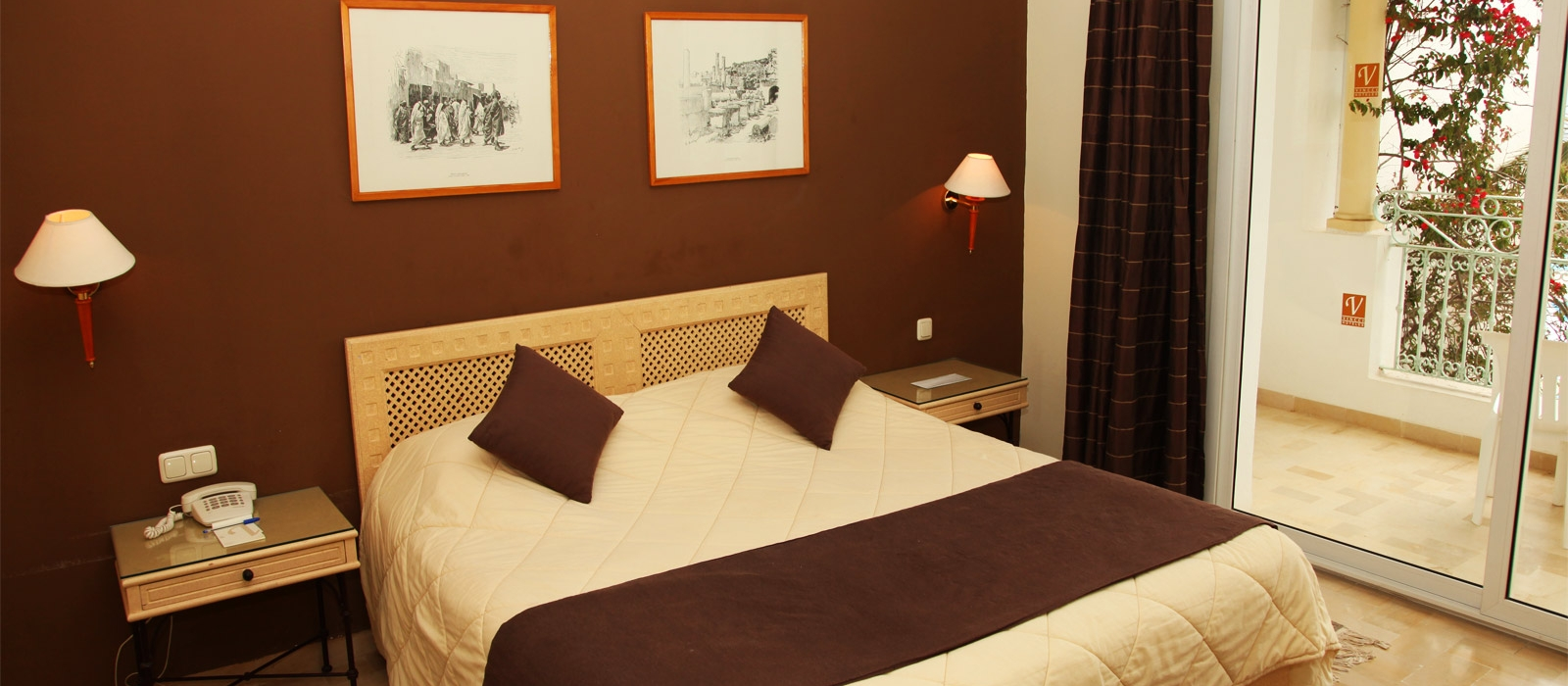 Rooms Hotel Hammamet Flora Park - Vincci Hotels - Double Room