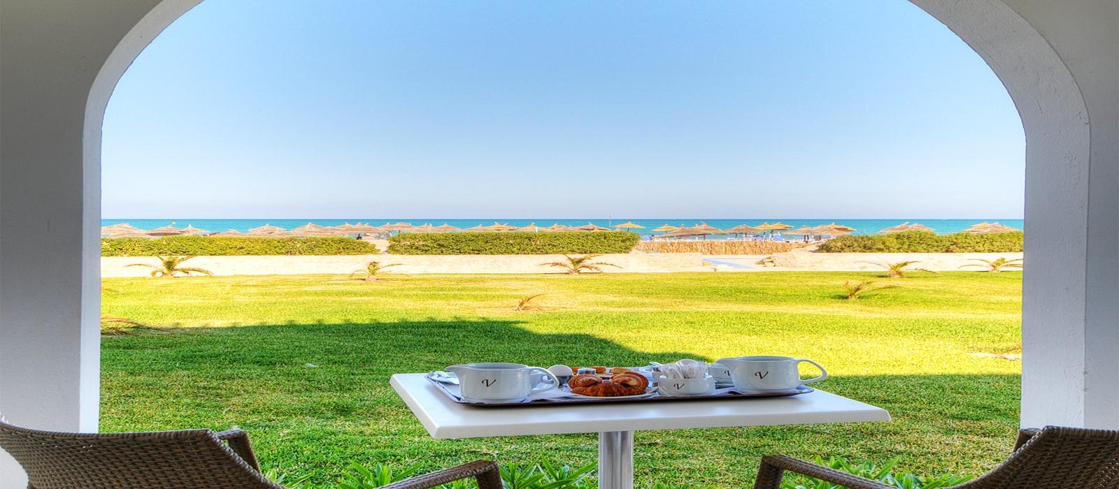 Rooms Hotel Vincci Djerba Hélios Beach - Family Room Sea View