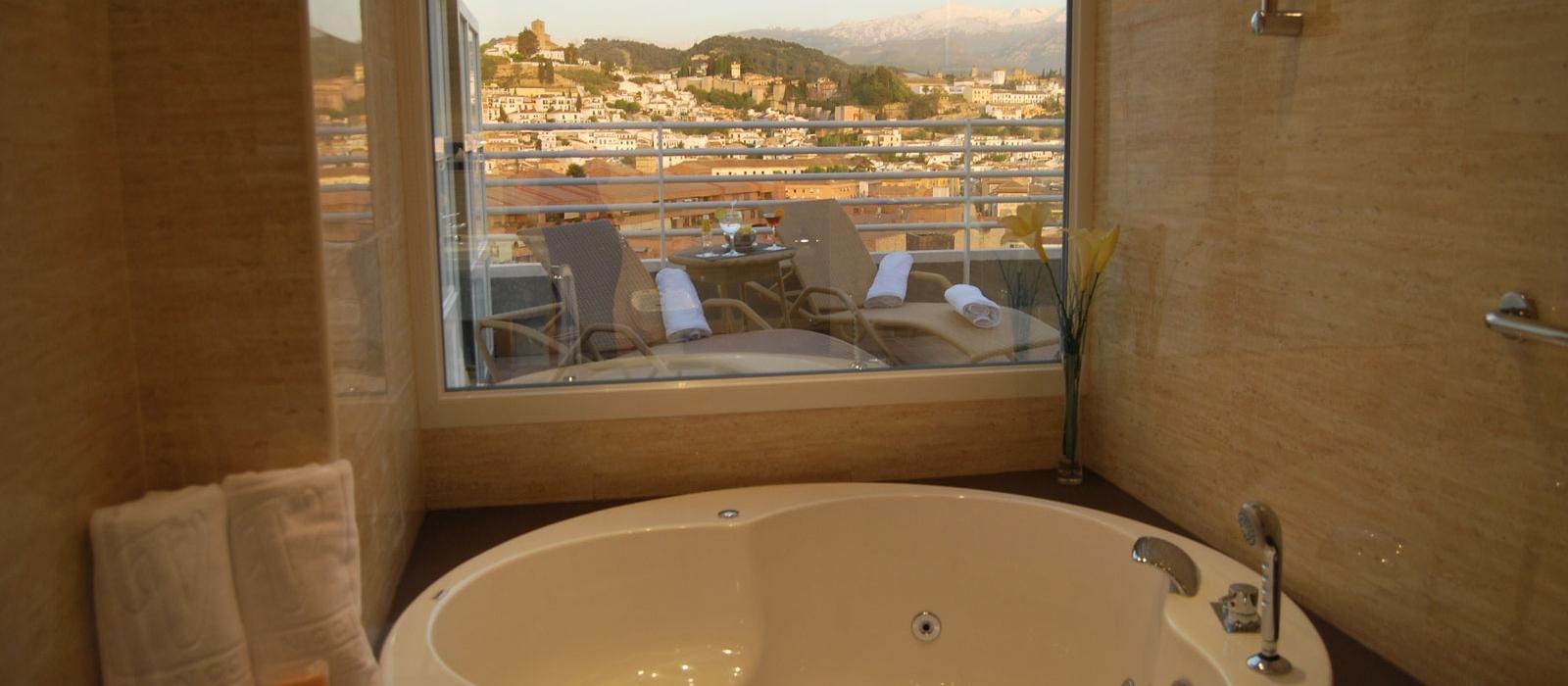 Vincci Granada | Granada | Habitación