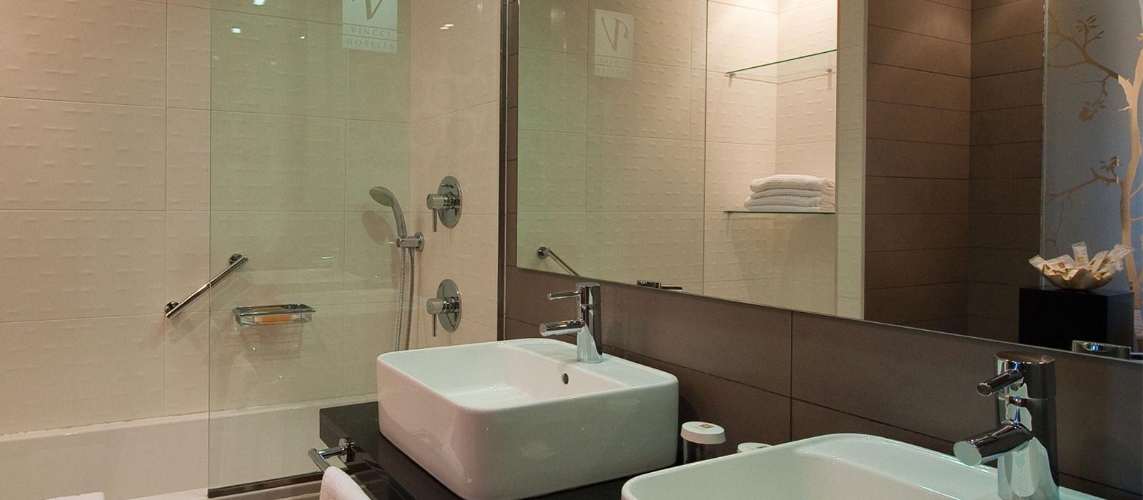 Camere Hotel Vincci Posada del Patio Málaga - Camera Doppia