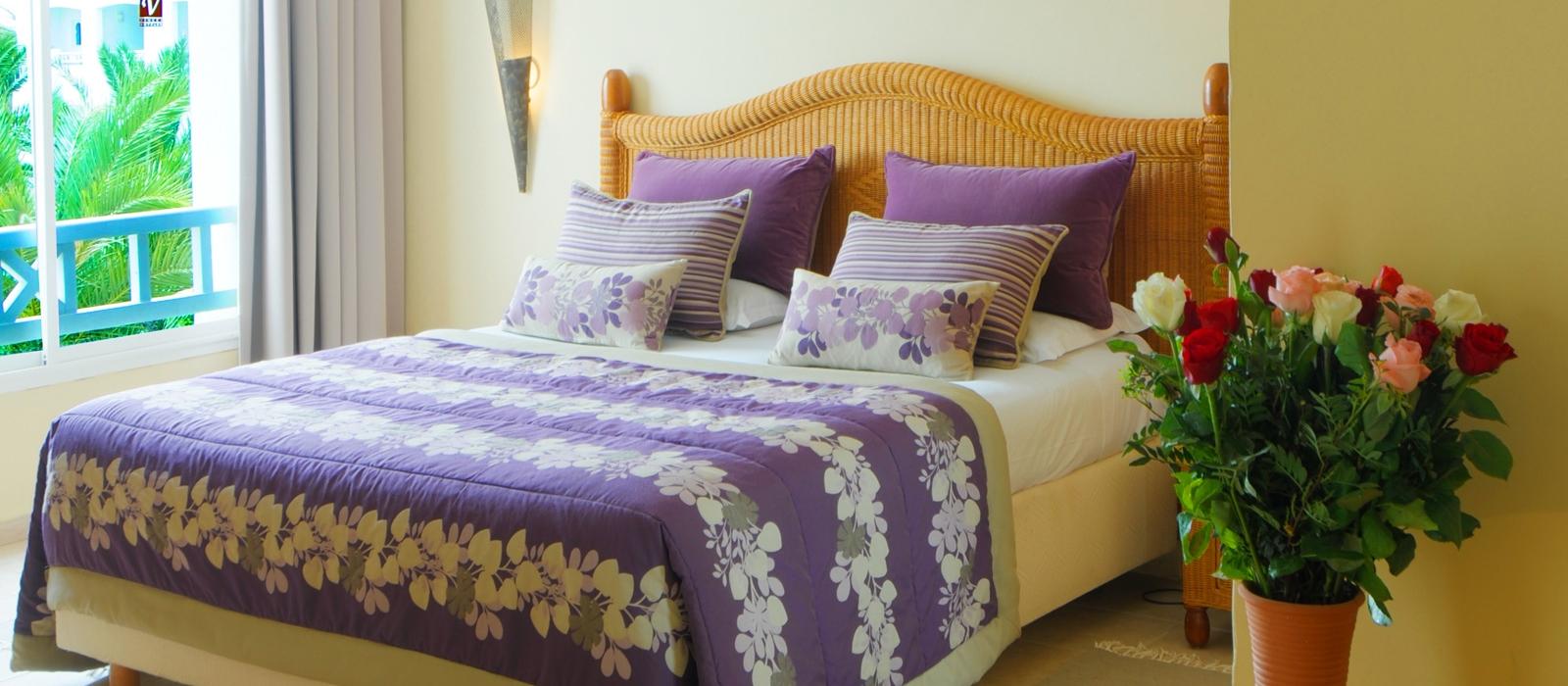 Rooms Hotel Vincci Djerba Resort - Single Room
