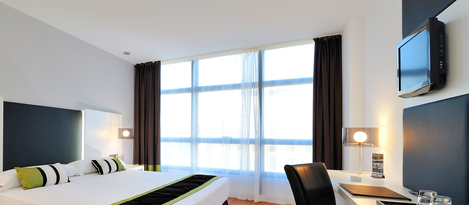 Standard - Camere Hotel Malaga - Vincci Hoteles