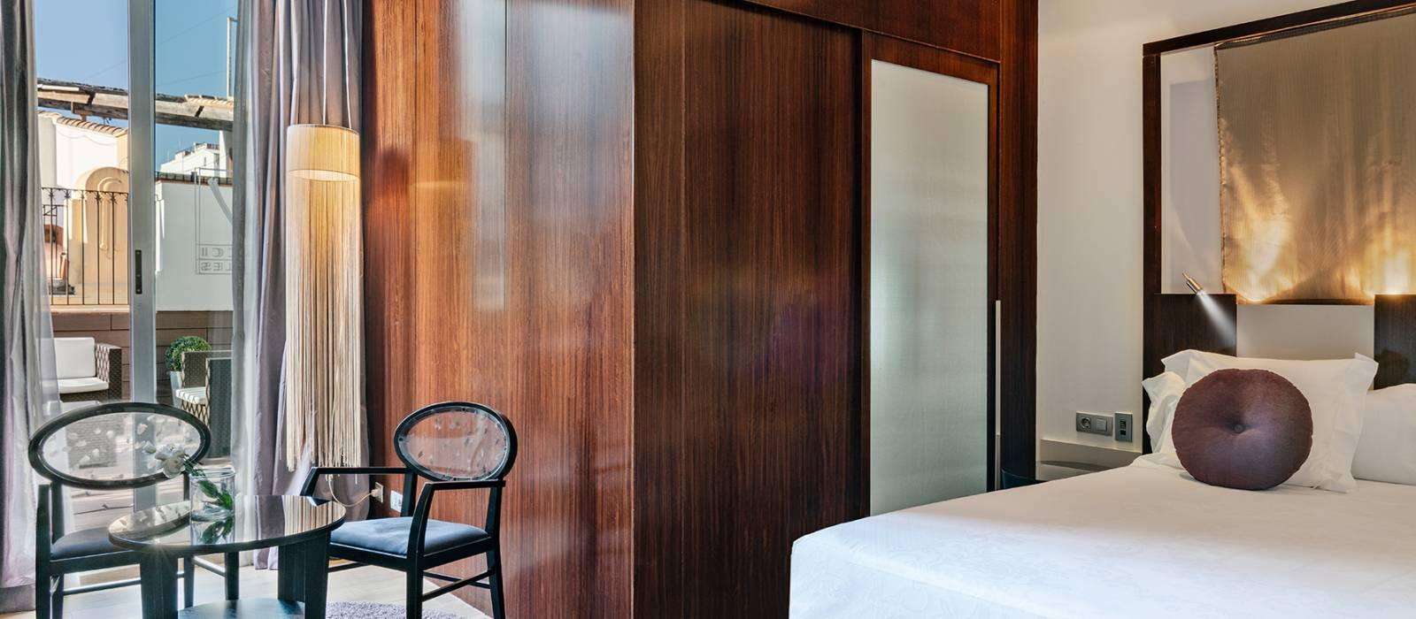 Habitaciones Hotel Vincci Valencia Palace - Habitación Superior