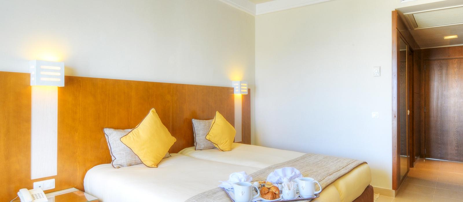Rooms Hotel Vincci Djerba Hélios Beach - Single Room