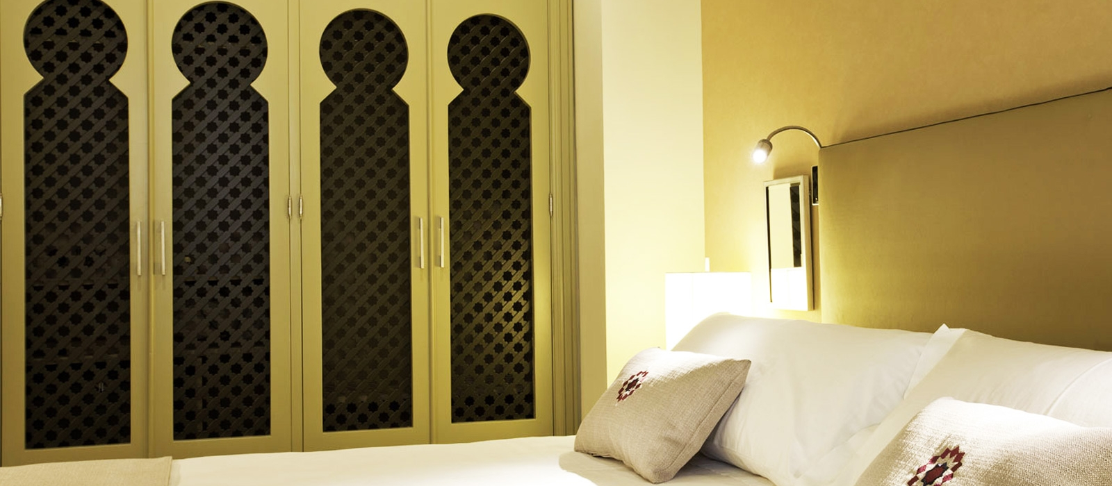 Individual room - Vincci Albayzín 4*