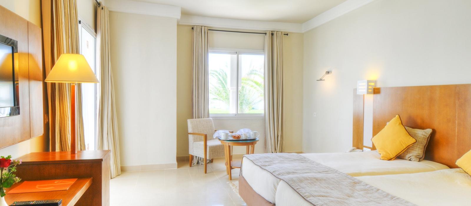 Habitación Junior Suite Vista Mar - Vincci Hélios Beach 4*